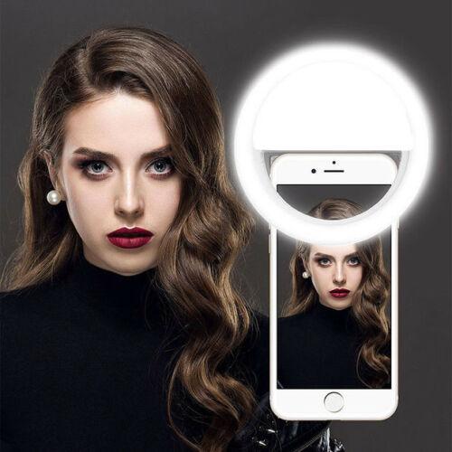 anillo de luz para telefono