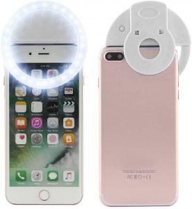 aro de luz celular